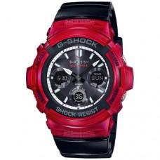 Часовник Casio G-SHOCK AWG-M100SRB-4AER