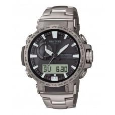 Часовник CASIO Pro Trek PRW-60T-7AER